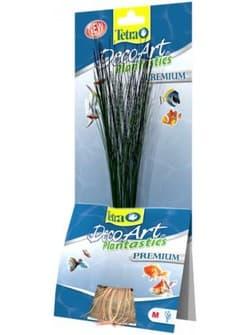 Растение аквариумное Аир 24см, растение шелковоеTetraDecoArt Plantastic