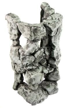 "Грот ""Декси"" - Камень №493 (маскирующая декорация)(16х19х40)"