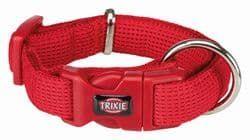 Трикси Ошейник Comfort Soft, S–M: 30–45 см/25 мм, красный, арт.16453