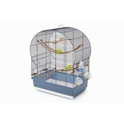 Имак клетка для ANDORRA, синий, 61х38х76см