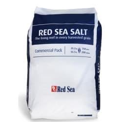Соль морская Red Sea Salt 25кг для аквариумов на 750л (эконом. мешок)