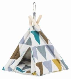 Трикси Палатка для птиц, 19 × 20 × 17 cм, арт. 56210