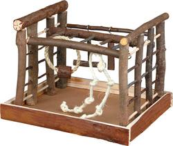 Трикси Игровая площадка для птиц 35х29х25 см арт.5661