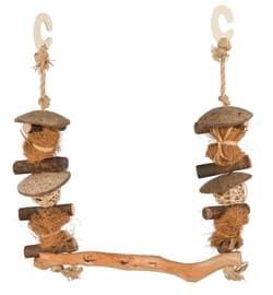 Трикси Деревянные качели, 45 × 30 см, арт. 58746
