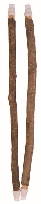 Трикси Жердочкa Natural Living, набор, 35 см/10 и 12 мм, 2 шт., арт. 5875