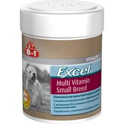 8in1 Мультивитамины д/мелких пород собак 70 табл./150 ml  (Excel Multi Vitamin Small Breed), арт.109372