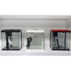 Аквариум PRIME, 33л с LED светильником, фильтром и кормушкой