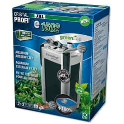 JBL CristalProfi e1502 greenline Внешний фильтр для аквариумов объемом 200-700 л