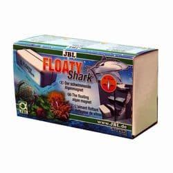 JBL Floaty Shark - Плавающий магнитный скребок для особо толстых стекло толщиной 20-30 мм.