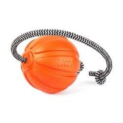 Мячик ЛАЙКЕР-9 Корд на шнуре (мячик)