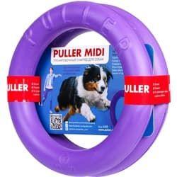 Тренировочный снаряд для собак PULLER Midi