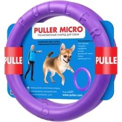 Тренировочный снаряд для собак PULLER Micro