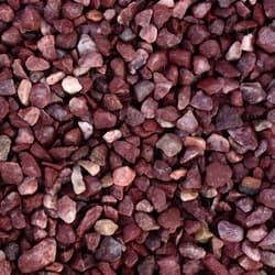 """UDeco Canyon Red - Натуральный грунт для аквариумов """"Красный гравий"""", 4-6 мм, 2 л"""