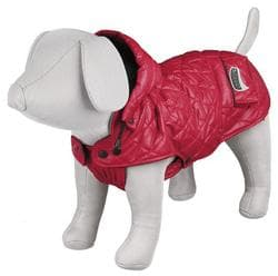 """Попона для собак зимняя """"Sila"""", XS: 30 см, красный"""