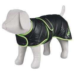 """Попона для собак """"Colmar"""", M: 45 см, черный/зеленый"""