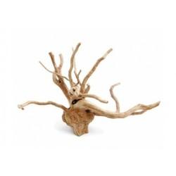 """Акваэль DRIFTWOOD L натуральная ветвистая коряга, размер """"L""""(45-58см) (109344)"""