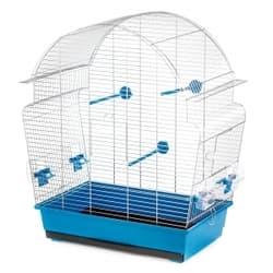 P306 Клетка InterZoo для птиц DONNA III 600х405х715 (O.C.)
