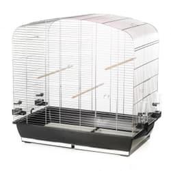 P163 Клетка InterZoo для птиц SARA О.С. 780X480X790