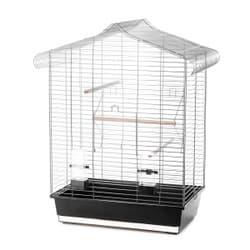 P303 Клетка InterZoo для птиц VEGA O.C. (открывается вперед) 615х415х790