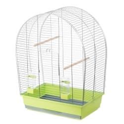 P308 Клетка InterZoo для птиц SYLWIA III 590х340х750 (O.C.)