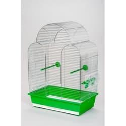 P025 Клетка InterZoo для птиц SONIA 450X280X630 О.С.