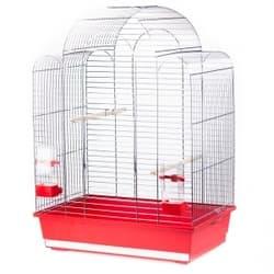 P028 Клетка InterZoo для птиц SONIA III О.С. 540X340X750
