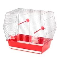 P031 Клетка InterZoo для птиц GABI 530X280X430 О.С.