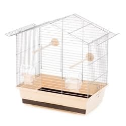 P036 Клетка InterZoo для птиц WIKI SKLADANA 475X270X435 O.C.