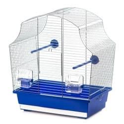 P048 Клетка InterZoo для птиц MARGOT I 430X250X470 О.С.