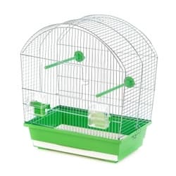 P051 Клетка InterZoo для птиц MEGI 430X250X470 О.С.