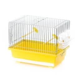 P058 Клетка InterZoo для птиц KANAREK MINI О.С. 300х200х240