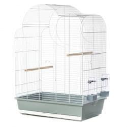 P063 Клетка InterZoo для птиц ELIZA 540X340X750