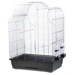 P064 Клетка InterZoo для птиц ELIZA 540X340X750 (О.С.)