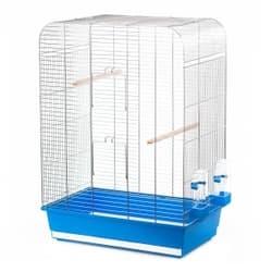 P066 Клетка InterZoo для птиц NINA 540X340X740 (О.С.)
