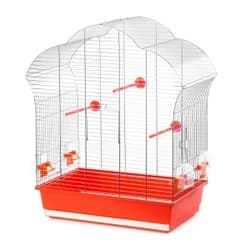 P304 Клетка InterZoo для птиц LAURA III 605х340х715 (O.C.)