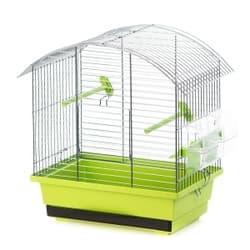 P116 Клетка InterZoo для птиц LORA О.С. 345X215X350mm