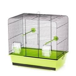 P130 Клетка InterZoo для птиц LUNA 450X280X425
