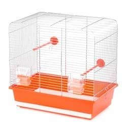 P131 Клетка InterZoo для птиц LUNA 450X280X425 (О.С)