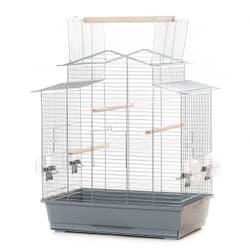 P013 Клетка InterZoo для птиц IZA III O.C.(открыв.верх) 585X380X650