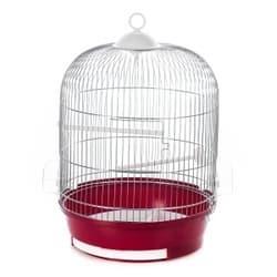 P231 Клетка InterZoo для птиц JULIA I (OKRUGLA I) о.с. 340X520
