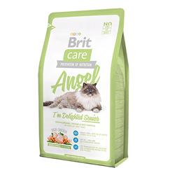 Брит 7кг Care Cat Angel Delighted Senior для пожилых кошек 132606