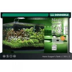 Dennerle Nano Scapers Tank Basic 35 LED - нано-аквариум
