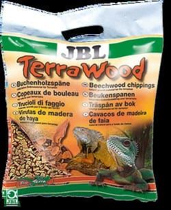 JBL TerraSand weib - Донный грунт для сухих террариумов, цвет белый, 5 л.