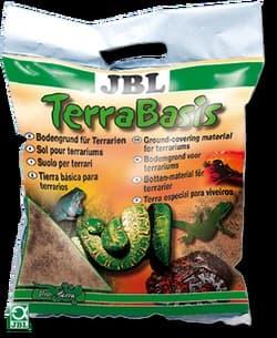 JBL TerraBark - Донный субстрат из коры пинии, гранулы 2-10 мм., 20 л.