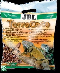 JBL TerraBasis - Донный грунт для влажных и полувлажных террариумов, 5 л.