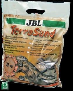 JBL TerraSand natur-gelb - Донный грунт для сухих террариумов, цвет натуральный желтый, 5 л.