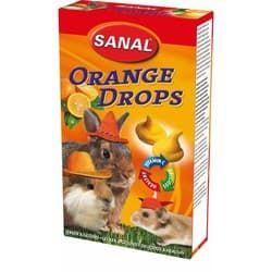 SK7150 SANAL витамины для грызунов Orange Drops 45 г