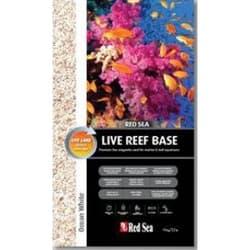 Грунт рифовый Red sea - Ocean White 0,25-1мм 10кг