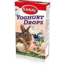 SK7200 SANAL витамины для грызунов Yoghurt Drops 45 г