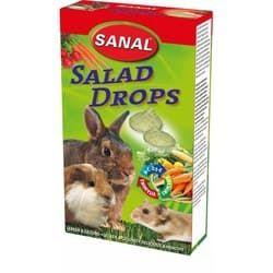 SK7300 SANAL витамины для грызунов Salad Drops 45 г